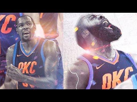 Kevin Durant Rejoins OKC Thunder with James Harden (Parody)