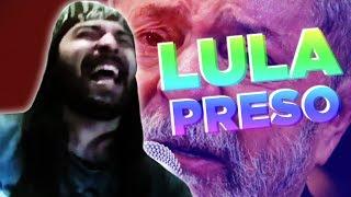 Baixar Reação de Nando Moura com prisão do LULA