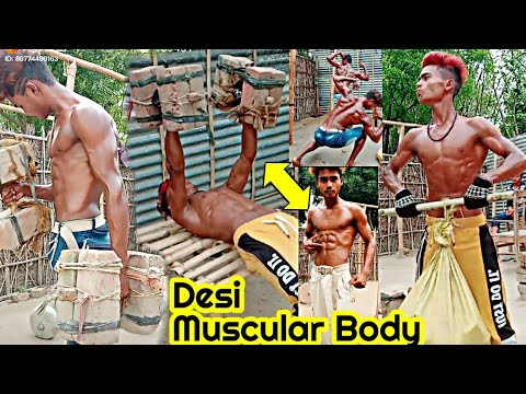 Today Special Desi GYM Workout || New Style Desi Hard Workout || Desi Bodybuilding 🔥💪🔥