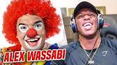 LAUGHING AT: ALEX WASSABI V2