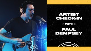 """Paul Dempsey Performs """"Situation Room"""" 