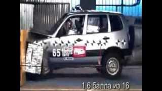 видео Автомобиль ВАЗ-2123 Chevrolet Niva