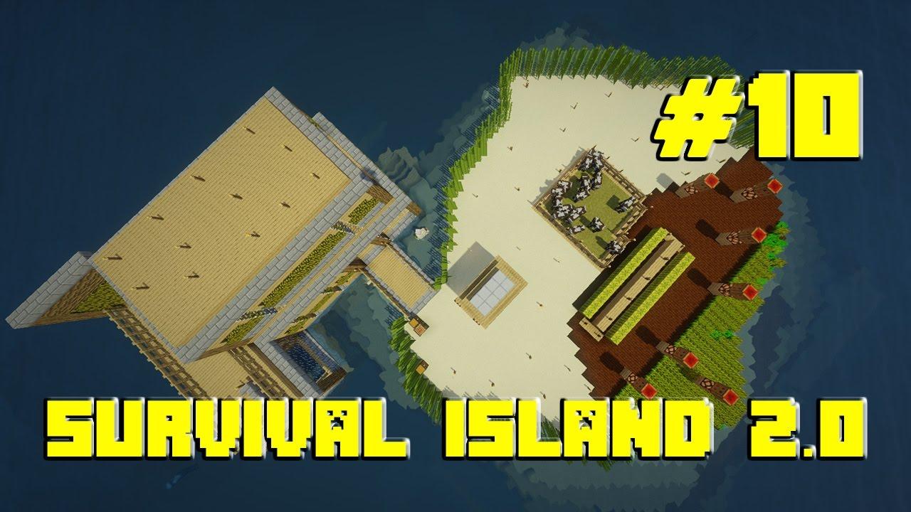 survival island stream