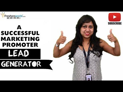 Job Roles For Lead Generator – Marketing Technology,Interpersonal Communication,Telemarketing