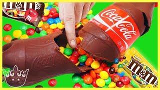 5 Divertidos INVENTOS CASEROS Comestibles -  Para Jugar Antes de Comer