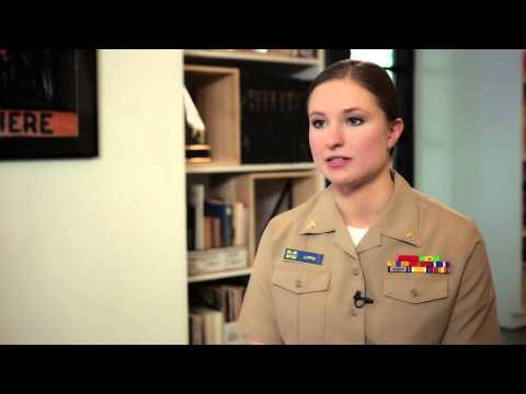 Midshipman Elizabeth Lippie -- NROTC Summer Plans
