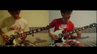 All Time Low - Jasey Rae (Electric - Put Up Or Shut Up Version) Cover (Alex and Jack)