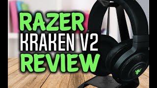 Razer Kraken 7.1 V2 Review - The Best Looking Gaming Headphones