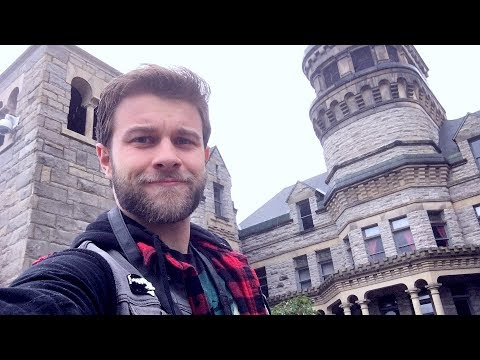 SHAWSHANK HAUNTED PRISON TOUR | Ohio State Reformatory