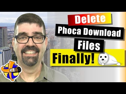 How to Delete Phoca download Files - A Joomla Tutorial on Deleting Files in Phoca Download