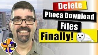 How to Delete Phoca download Files - A Joomla Tutorial on Deleting Files in Phoca Download