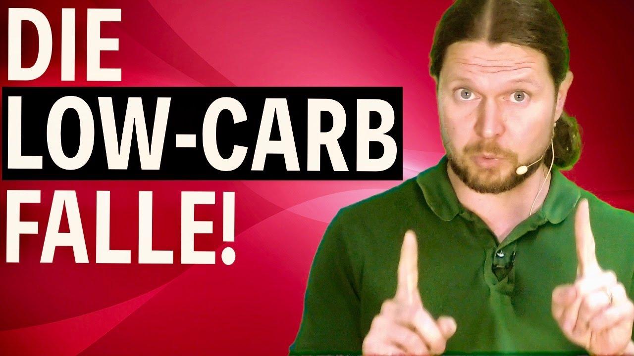 Die unschöne Wahrheit über LowCarb (DAS verschweigen Dir alle!)