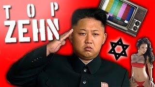 10 alltägliche Dinge, die in Nordkorea illegal sind!