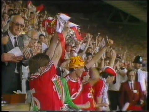 Liverpool 3 Everton 2 20/05/1989 FA Cup Final