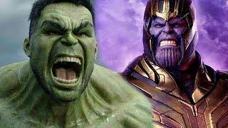 THANOS vs HULK Rematch CONFIRMED and MASSIVE BATTLE - Avengers Endgame
