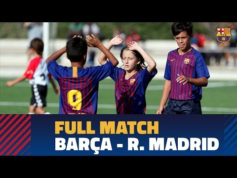 FINAL Media Gol Cup (Alevín): FC Barcelona - Real Madrid (2-2, 5-4)