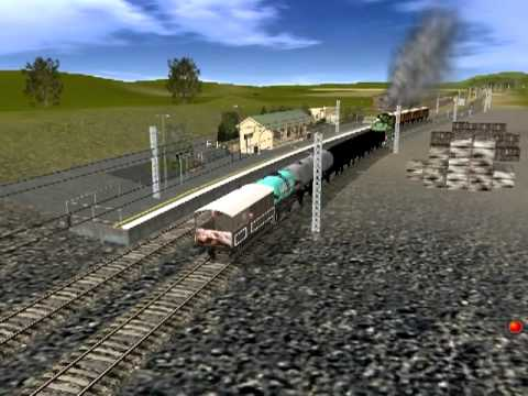 Free Download Trainz Simulator 2009 Full Version - Ronan Elektron