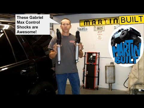 How to Replace Front & Rear Shocks on a 99-04 Jeep Grand Cherokee