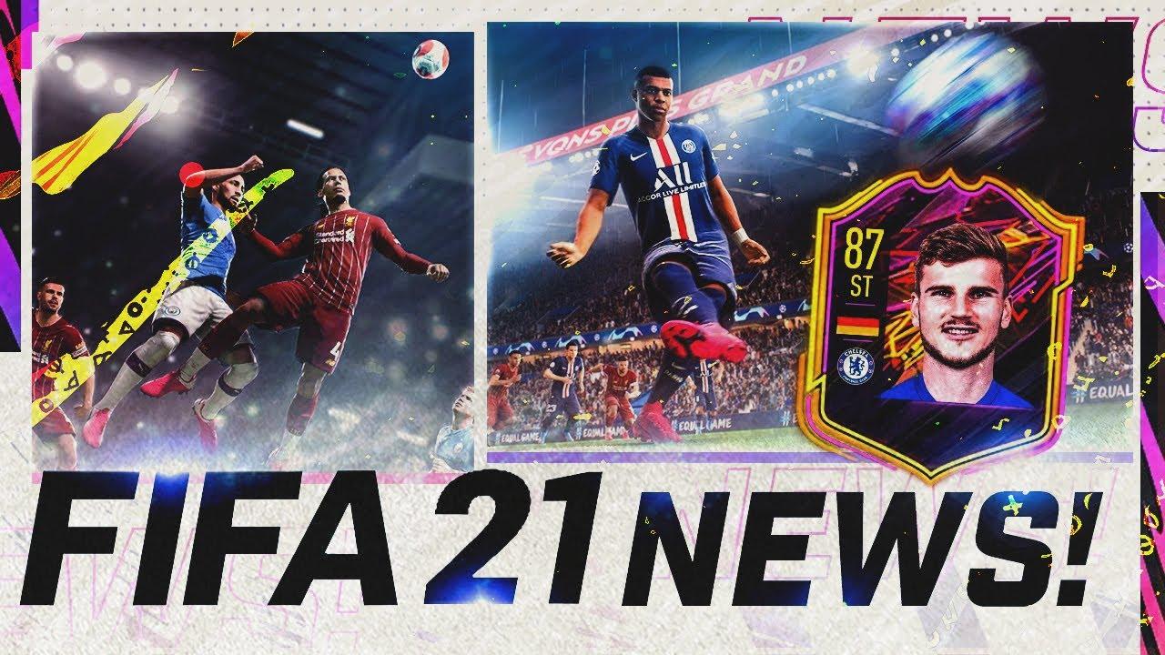 NOVIDADES SOBRE O FIFA 21! LANÇAMENTO, VALORES E EDIÇÕES!