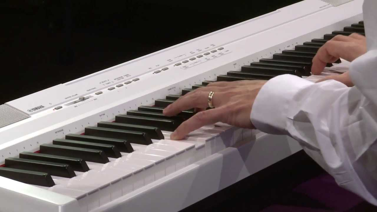 What Yamaha Digital Piano Is The Best Digital Piano