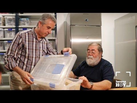 VÍDEO: 45.000 piezas de la Cueva del Ángel viajarán a Córdoba como paso previo a una nueva excavación