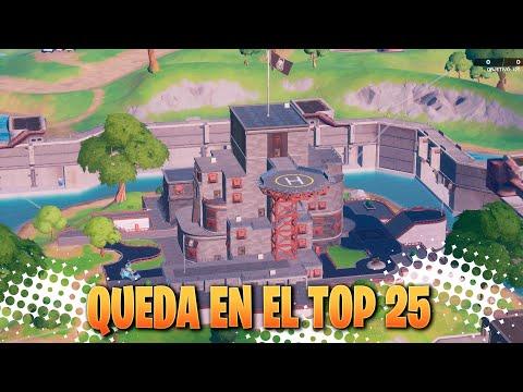 ATERRIZA EN LA AUTORIDAD Y ACABA EN EL TOP 25