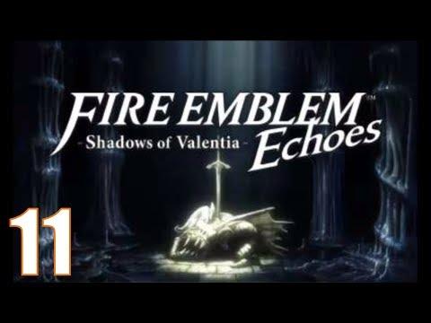 Brave Sword - Fire Emblem Echoes Shadows of Valentia Part 11