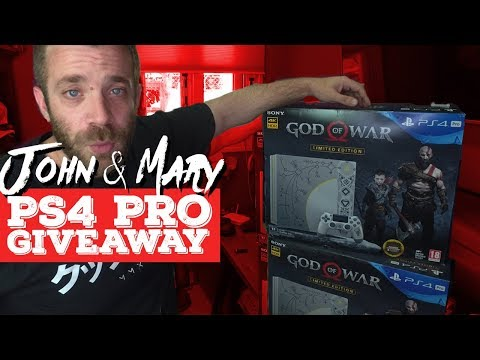Ponzi - John & Mary (+PS4 Pro GIVEAWAY)