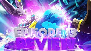 Dragonball Super Episode 13 Review-Goku vs Beerus Reaches Its Climax!!!