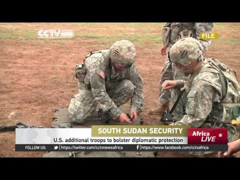 South Sudan Security: U.S. military jets remain on standby in Djibouti