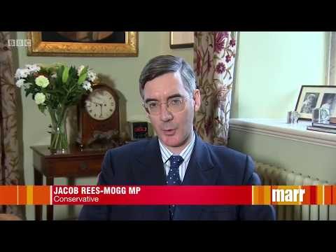 Jacob Rees-Mogg on the Brexit divorce bill