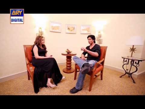 Bollywood's King Khan SRK chats with Safa Khan on Salaam Emirates show!