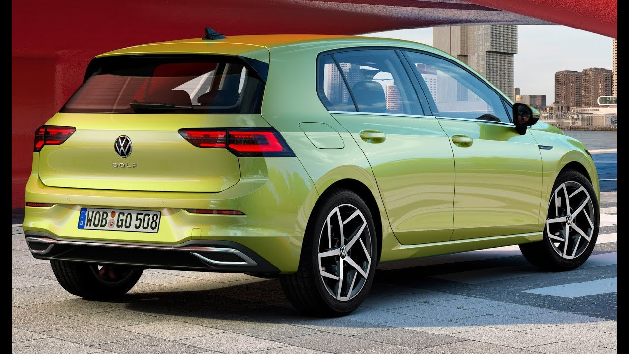 Картинки по запросу Volkswagen Golf 8