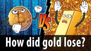 The Epic Race of Cryptocurrencies and Precious Metals! #RFC