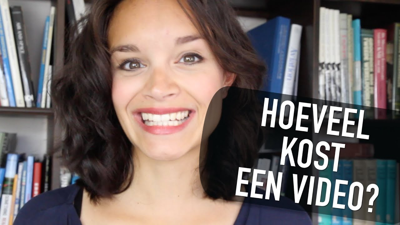 hoeveel kost een video video faq pelpina youtube