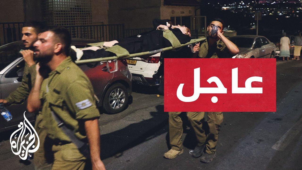 لحظة انهيار مدرج بكنيس داخله مئات الإسرائيليين بمستوطنة غفعات زئيف  - نشر قبل 5 ساعة