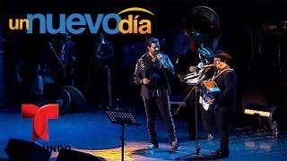 Video ¡Pablo Montero hace llorar a su mujer en público! | Un Nuevo Día | Telemundo download MP3, 3GP, MP4, WEBM, AVI, FLV April 2018