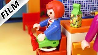Playmobil Film Deutsch - JULIAN KACKT SICH IN DIE HOSE!? TYPISCH JULIAN! Kinderserie Familie Vogel