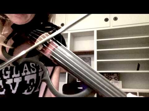 SEVEN NATION ARMY - WHITE STRIPES -- Jennifer Lynn, Electric Violin