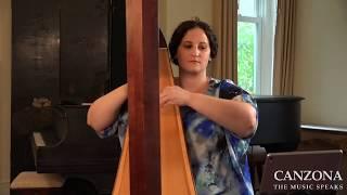 Angela Schwarzkopf - Harp, Livestream *Fundraiser for St. Michael's Hospital COURAGE FUND