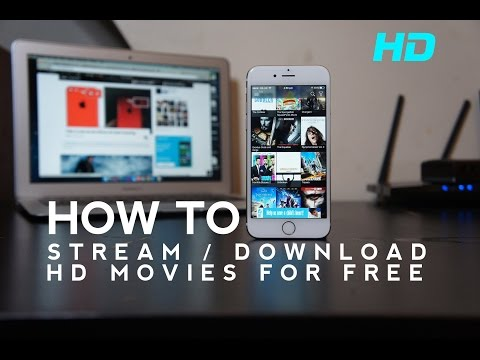 Download & Stream HD Movies For FREE On...