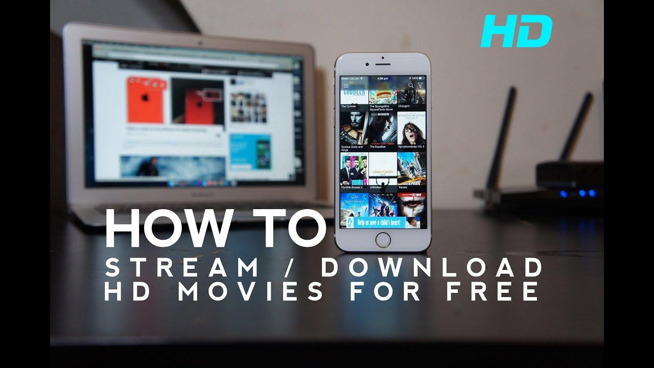 How to Download Movies to iPhone (Free & Full) for Offline Viewing