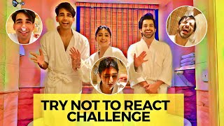 Try not to React Challenge | Rimorav Vlogs