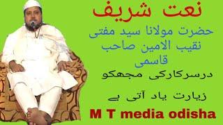 NAAT Maulana Naqeebul Ameen BARQEE Quasmi M T media odisha