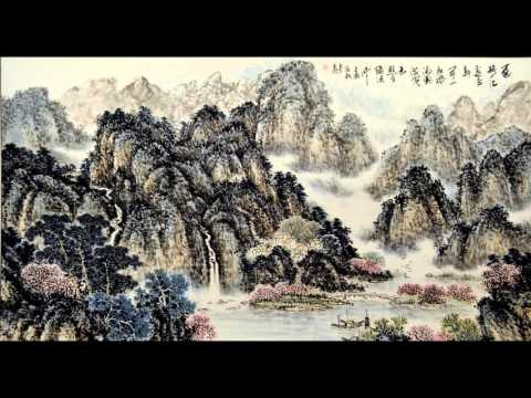 Three Variations On Plum Blossom Guqin Set To Shan Shui
