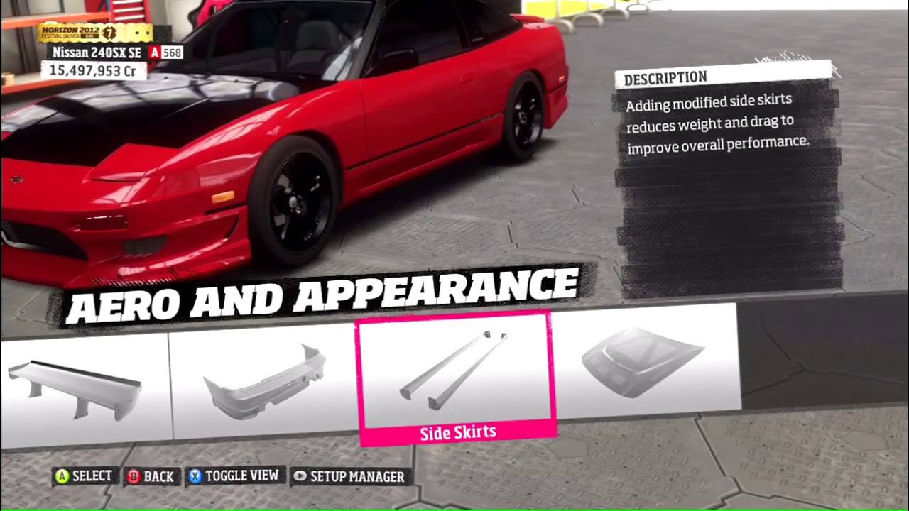 Forza Horizon Nissan Drift Car Build Best Drift Car