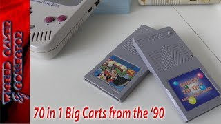 The Big Carts from the '90 are Back 70 in 1 Collections !!