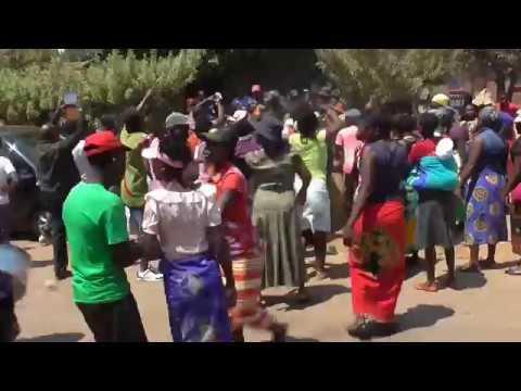 """Gregory """"Nematambudziko"""", Street Vibes Nema Kombi - Mbare , Harare, Zimbabwe 2016"""