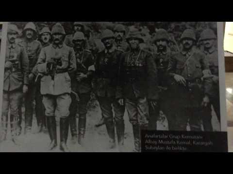 Çanakkale Tarihi 18 Mart 1915
