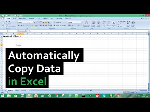 excel-tutorial:-how-to-automatically-copy-data-from-one-excel-worksheet-to-another
